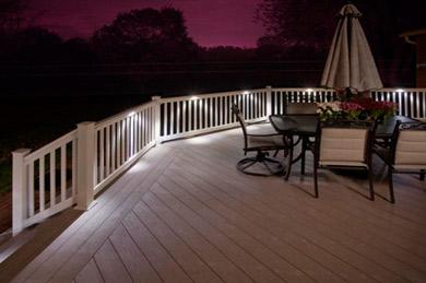 Outdoor Deck Lighting Kits Deck Lighting Options HGTV Deck