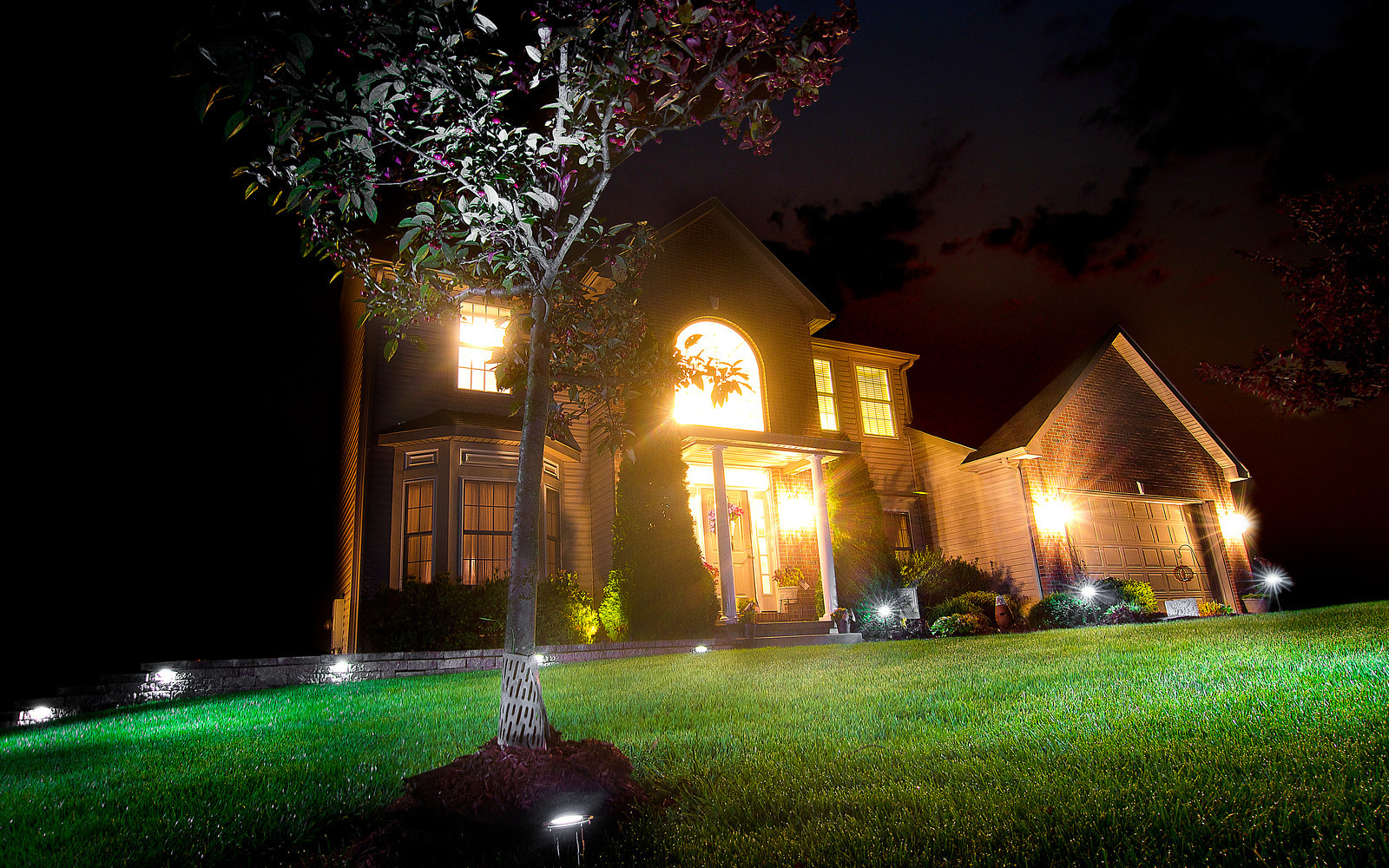 key landscape lighting design principles i lighting llc