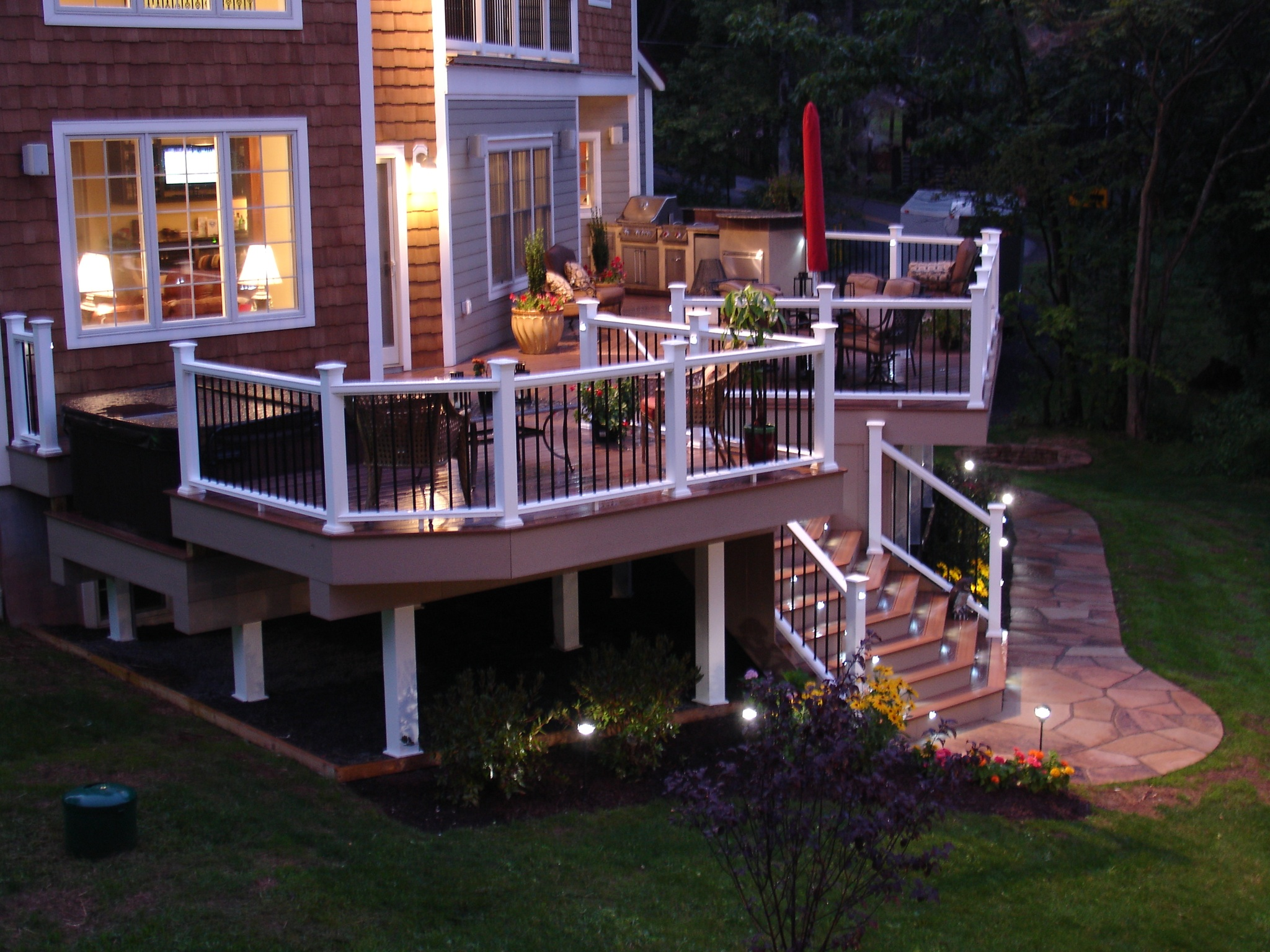 Prepare now for a dream summer outdoor living space i for Dream floor